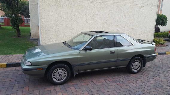 Mazda 626 Glx Coupe Motor 2.0 1991 Verde 2 Puertas