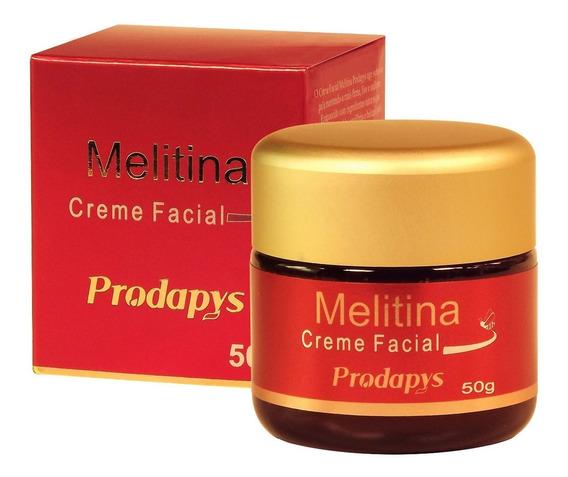 Melitina Creme Facial 50g Prodapys - Botox Natural Facial