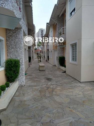 Imagem 1 de 30 de Casa Em Condomínio Fechado 03 Dormitórios, 02 Vagas Para Venda Em Jardim Santa Inês São Paulo-sp - 180002