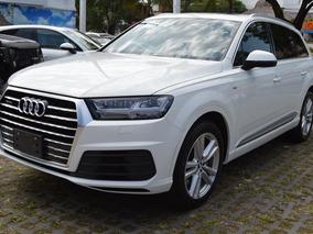Audi Q7 2016 S Line Blanco