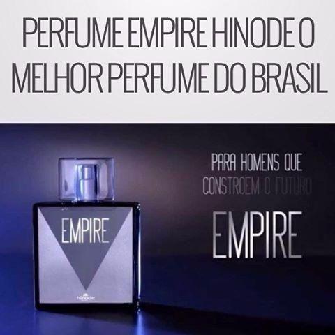 Perfume Empire, Melhor Do Brasil