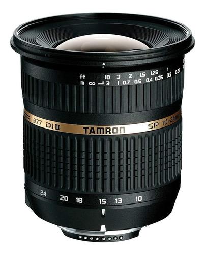 Imagen 1 de 2 de Lente Tamron Sp Af 10-24mm F/3.5-4.5 Di Il Para Canon
