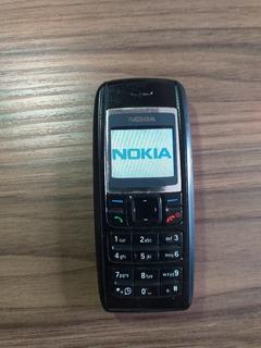 Celular Nokia 1600 Funcionando