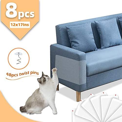 Imagen 1 de 5 de Gamurry - Protector De Sofa Para Gatos, Protectores De Mueb