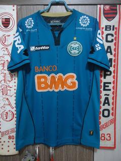 Camisa Coritiba ( Lotto / O Mais Vitorioso Do Mundo )