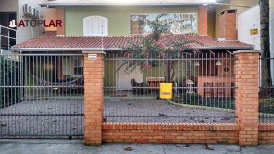 Sobrado Com 3 Dormitórios À Venda, 225 M² Por R$ 650.000 - Perequê - Porto Belo/santa Catarina - So0009