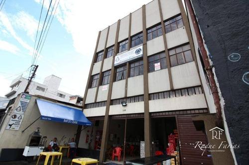 Prédio Para Alugar, 450 M² Por R$ 5.000/mês - Bela Vista - Osasco/sp - Pr0044