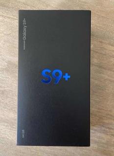 Celular Samsung S9plus, Modulo Roto.