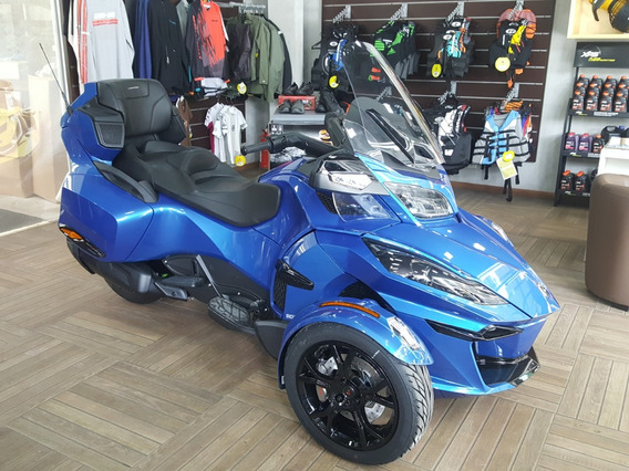 Triciclo Can-am Spyder Rt Limited 2019 Ok Pronta Entrega