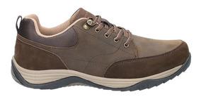 Zapatos Guante Buffalo Chocolate