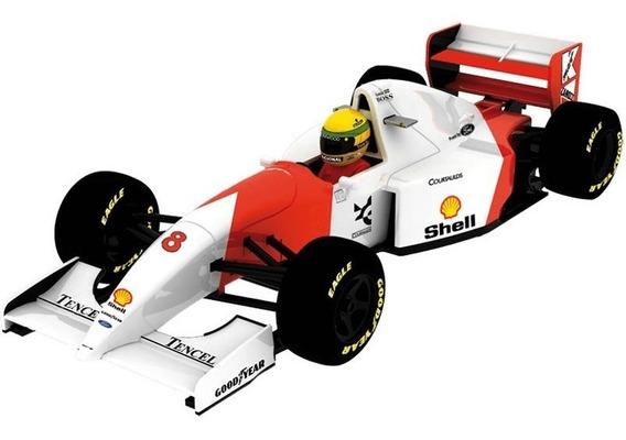[lacrada] Miniatura F1 1:43 1993 #8 Senna Mp4/8 Donington