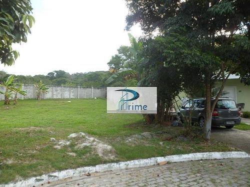 Terreno À Venda, 400 M² Por R$ 200.000 - Rio Do Ouro - Niterói/rio De Janeiro - Te0071