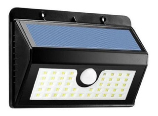 Luz Solar De Pared Para Exterior 45 Led