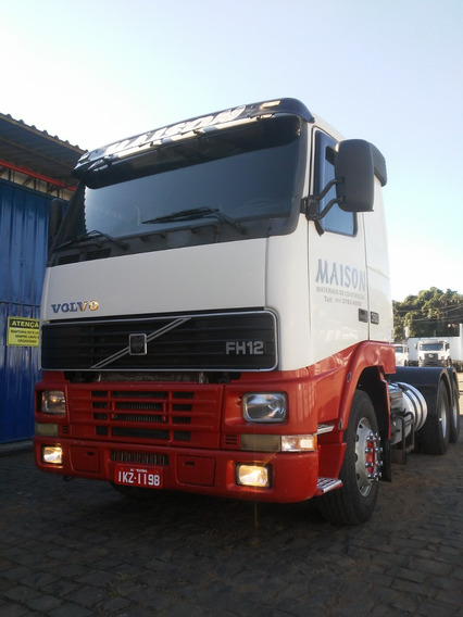 Volvo Fh12 380 2003 6x2 -mondial Veiculos Ltda-