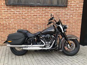 Harley Davidson Heritage 2018 Impecável Com 1100km