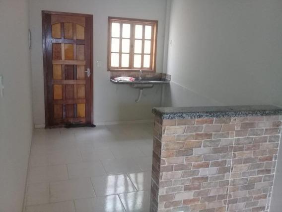 Casa Em Marambaia, São Gonçalo/rj De 44m² 1 Quartos À Venda Por R$ 110.000,00 - Ca402198