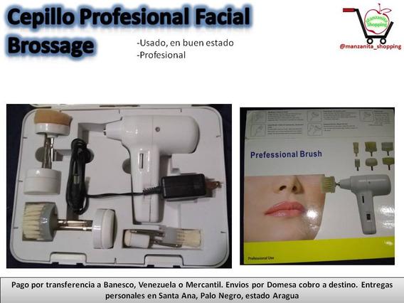 Cepillo Profesional Facial Y Corporal Brossage 6 Cepillos