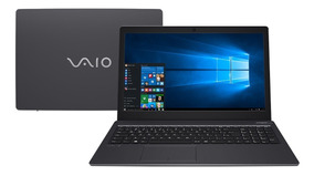 Notebook Vaio Fit 15s I5 8gb 240gb Ssd Win 10 (mostruario)