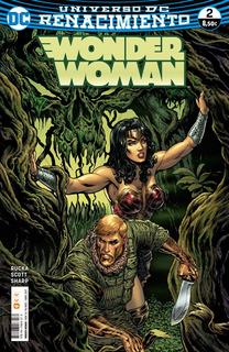 Wonder Woman Renacimiento 2 - Ecc Comics