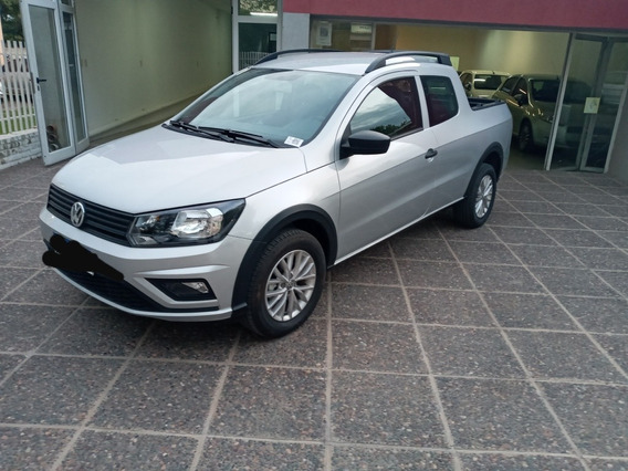 Volkswagen Saveiro 1.6 Highline 2019