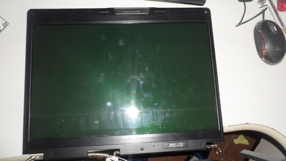 Tela Lcd 15.4 Notebook Asus A6jc A6000 Com Tampa