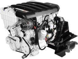 Motor Mercury Mercruiser 220hp - Qsd - Bravo3
