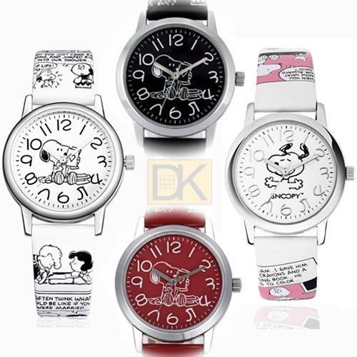 Reloj Snoopy Cartoon Original. Dama Niño. Envío Gratis!