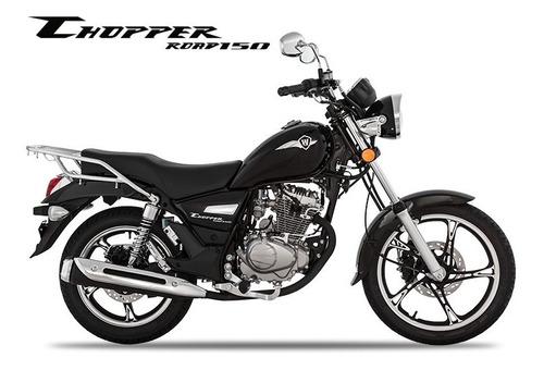 Haojue Chopper R 150 Cbs 2022 0km - Moto & Cia