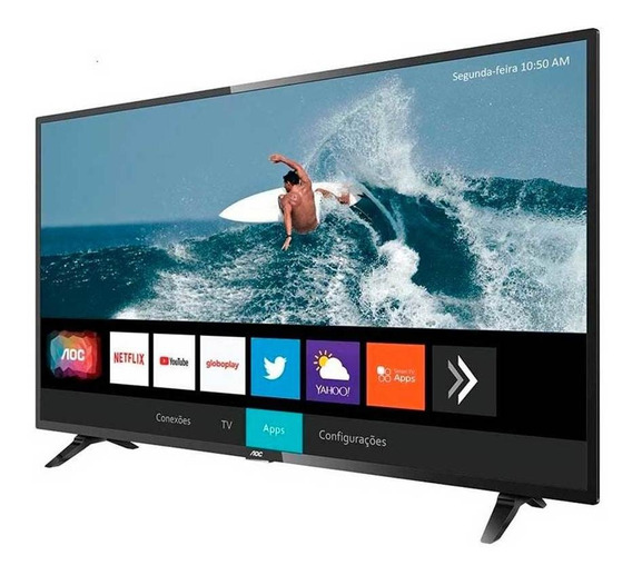 Televisor Smart Tv 32 Aoc Led Hd Nuevo Modelo