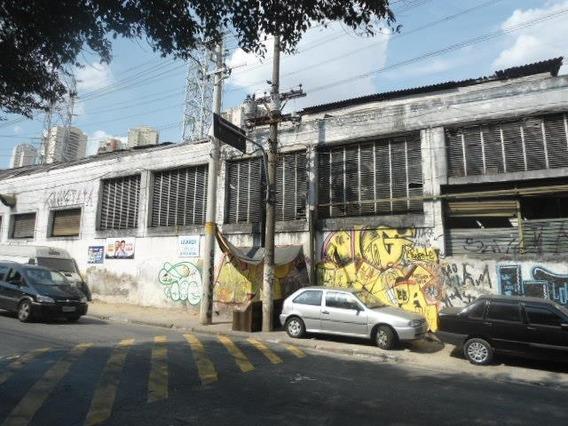 Galpão Para Alugar, 700 M² Por R$ 3.500/mês - Parque Da Mooca - São Paulo/sp - Ga0062