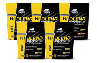 Combo Atacado 5x Hi Blend Protein (900g) - Leader Nutrition