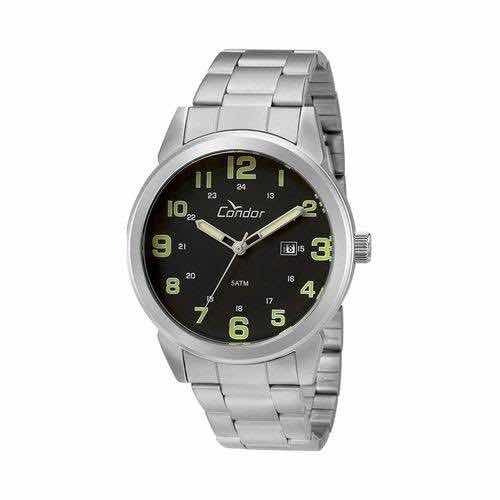 Relógio Masculino Condor Analógico Co2115ultdy/p Prata