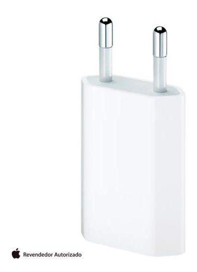 Carregador Usb De 5w Para iPhone Branco - Apple - Mf032bz/a
