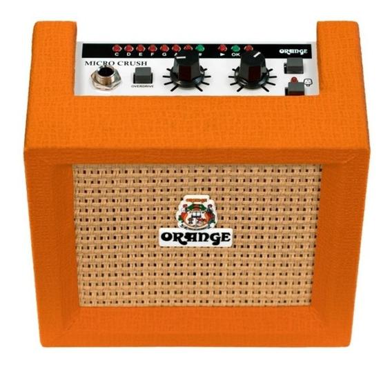 Orange Crush Cr 3 (microamp) Amplificador Guitarra