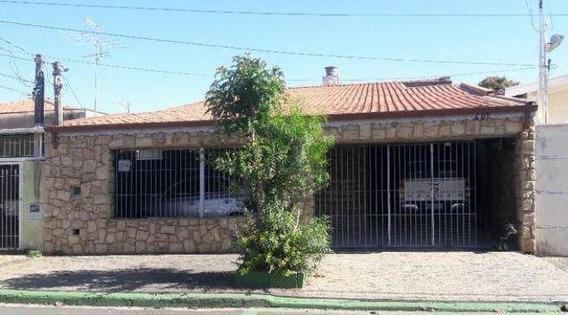 Casa Com 4 Dormitórios À Venda, 183 M² Por R$ 790.000 - Jardim Aurélia - Campinas/sp - Ca12798