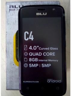 Celular Barato Blu C4