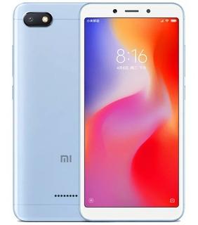 Celular Smartphone Redmi6a Azul 2gb+ 32gb Novo Lacrado