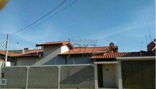 Casa Residencial À Venda, São José Ll, Paulínia. - Ca2982