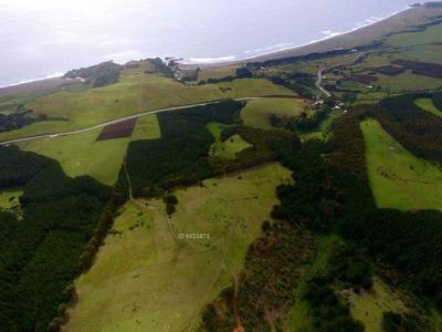 Pullay Sur De Chile - Exquisito Terreno Vista Al Mar