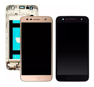 Display Tela Touch Lcd Frontal Lg K10 Power M320 Original