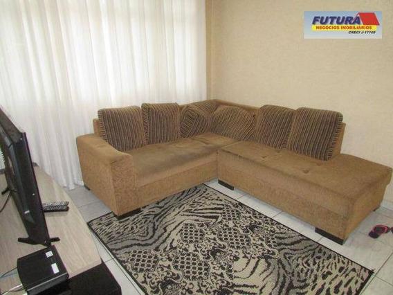 Apartamento Residencial À Venda, Vila Valença, São Vicente. - Ap1570