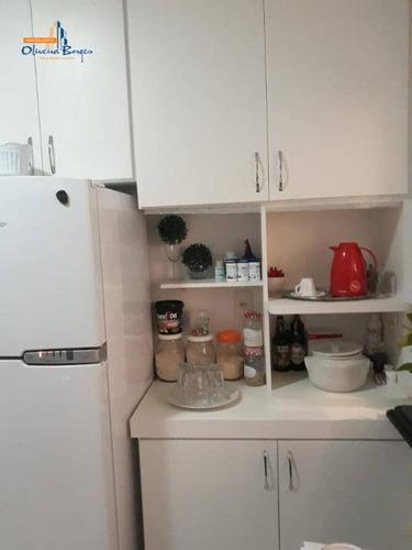 Imagem 1 de 21 de Apartamento Com 3 Dormitórios À Venda, 72 M² Por R$ 210.000,00 - Vila Jaiara - Anápolis/go - Ap0521