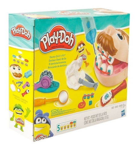 Play Doh Dentista Doctor
