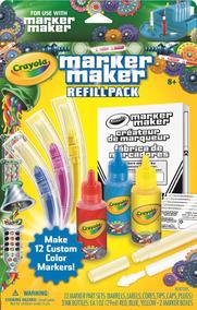 Refil Fábrica De Canetinhas Crayola