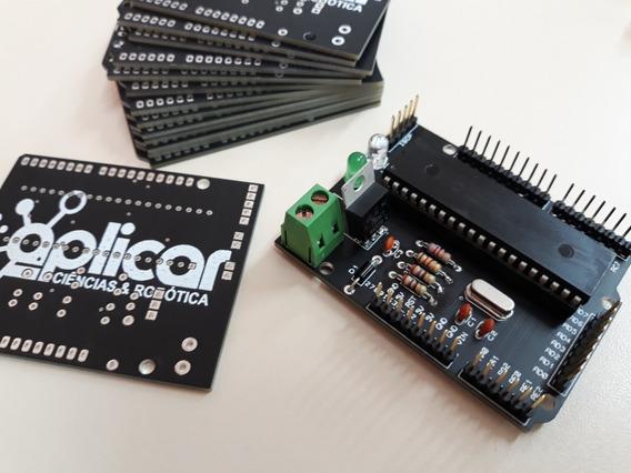 Kit Didático Shield Pic-arduino Pcb