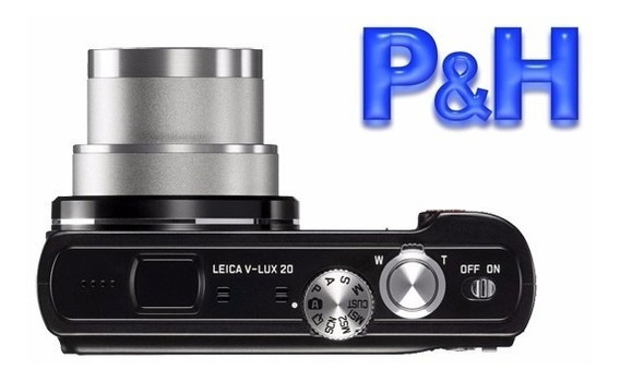 Leica V-lux 20, P&h.