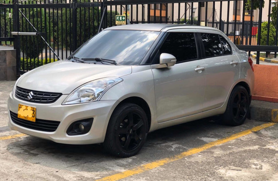 Suzuki Swift Swift Dzire 2015