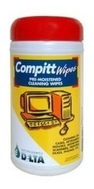 Compitt Wipes (pano Limpieza)