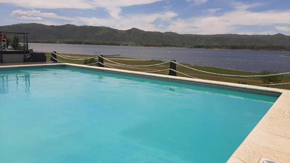Terreno En Venta - Lago Los Molinos - Vista Al Lago