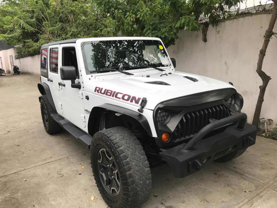 Jeep Wrangler Rubicon Full